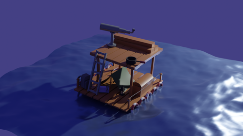 The Raft preview image