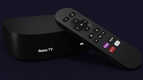 Roku and Remote preview image