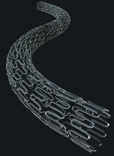 Drug-eluting stent preview image