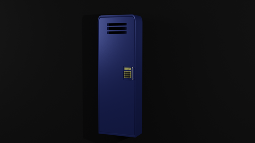 Gym Locker preview image