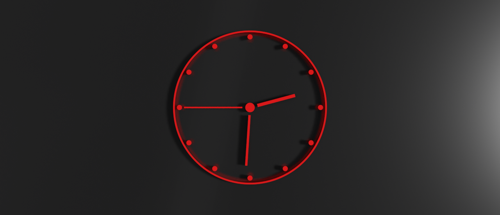 Analog Clock Shader (Animated) preview image