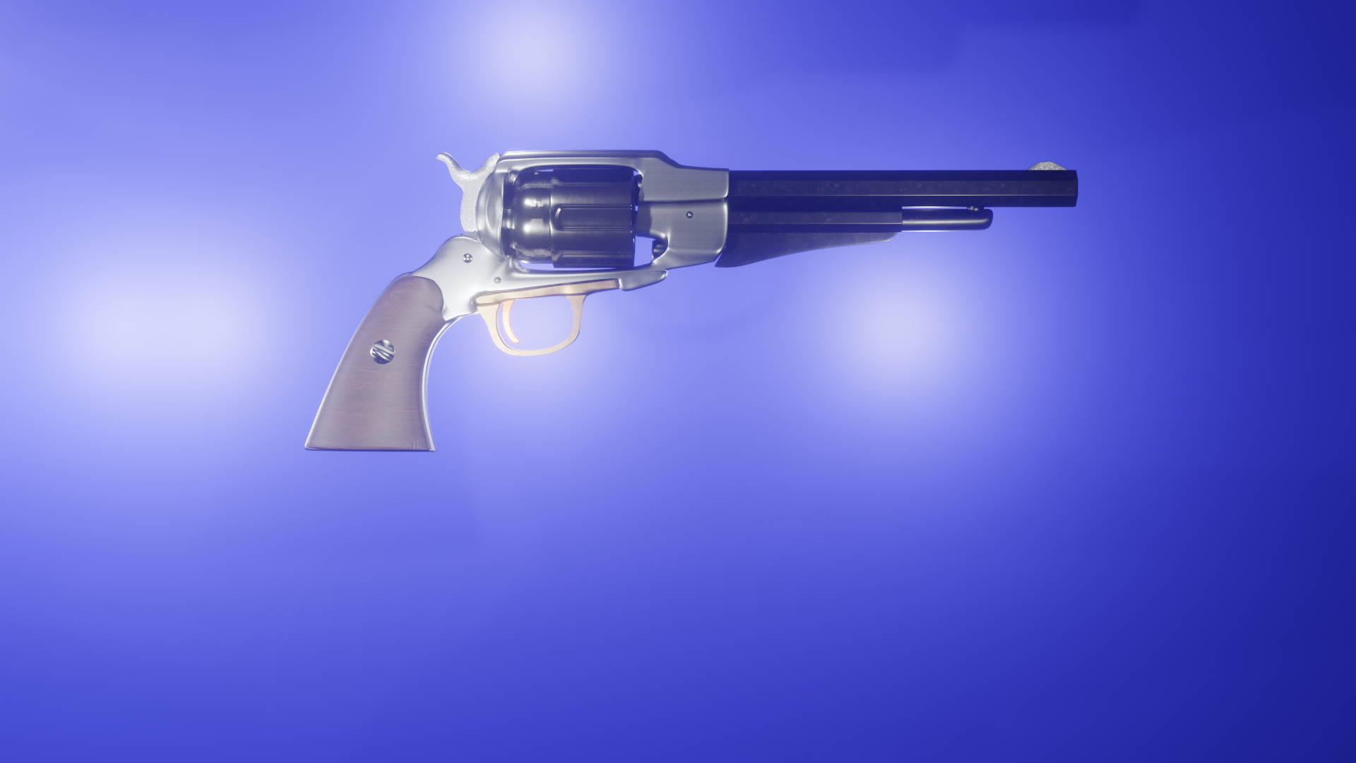New Model Army Remington-Beals Navy Revolver preview image 1