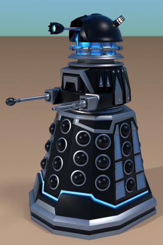 Dalek 'Defence Drone'  preview image