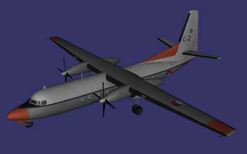 Fokker F27 preview image
