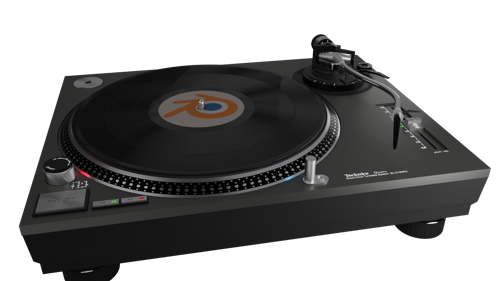 Technics SL1210MK2 Turntable preview image