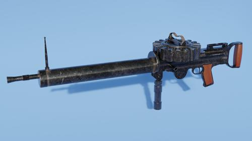 Lewis Gun preview image