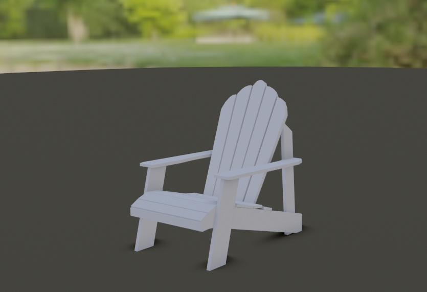 Adirondack Chair preview image 1