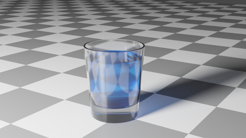 Drinking glass preview image