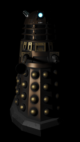 New Series Dalek preview image