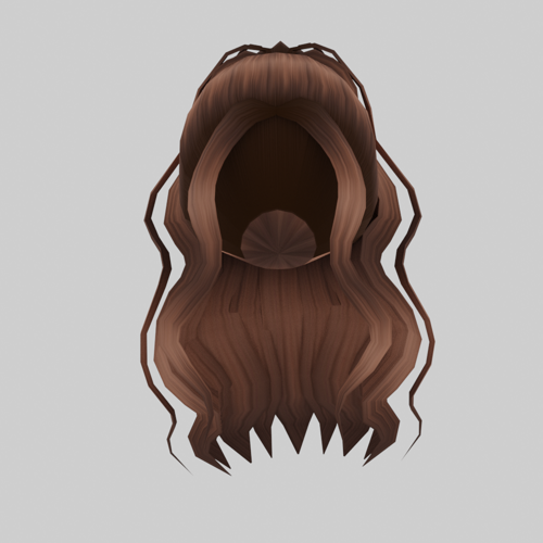 Rigged/Dynamic Hair for Anxiety preview image