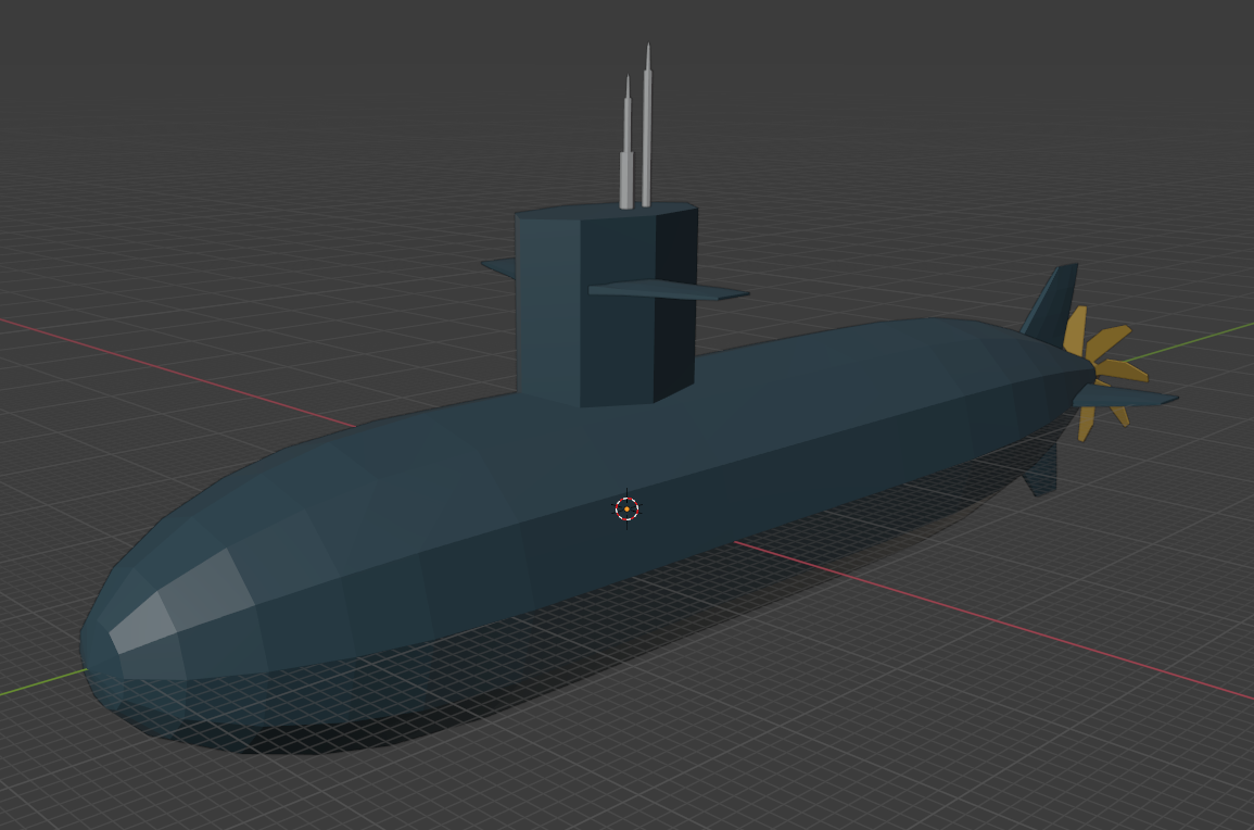 submarine preview image 1