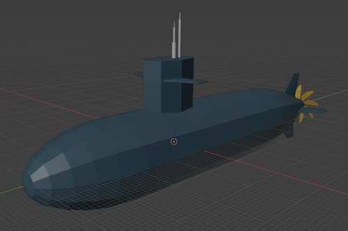 submarine preview image