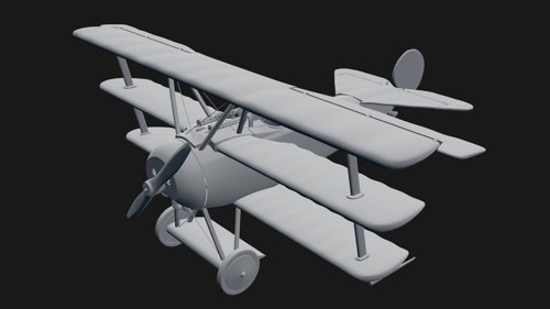 Fokker Dr.I preview image