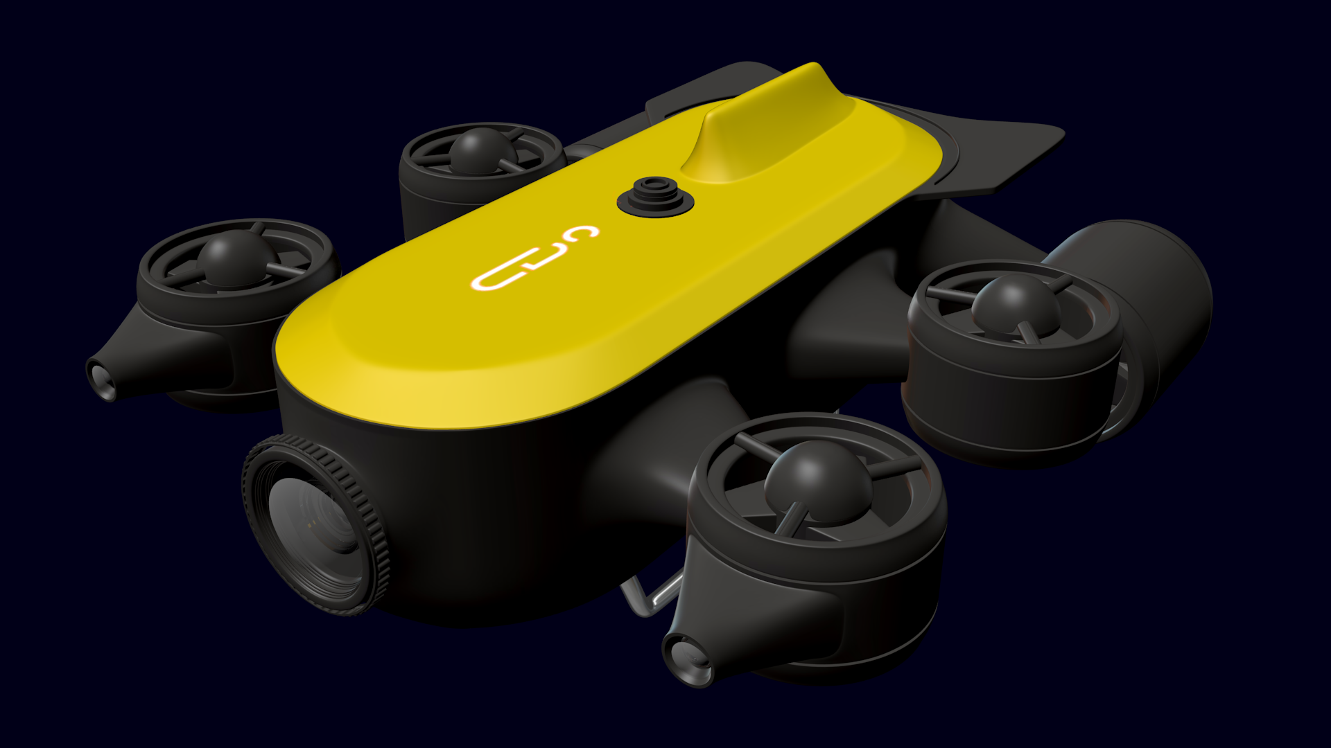 Underwater drone preview image 1