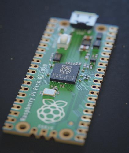 Raspberry Pi Pico preview image