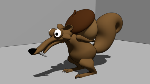 Scrat (Ice Age) preview image