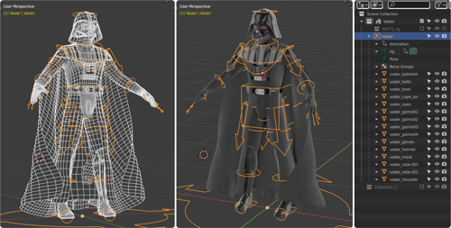Vader preview image