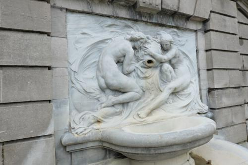 Bas Relief Fountain preview image