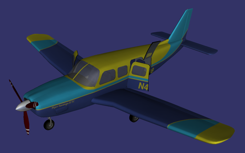 "Piper PA-32 ""Saratoga"" preview image"