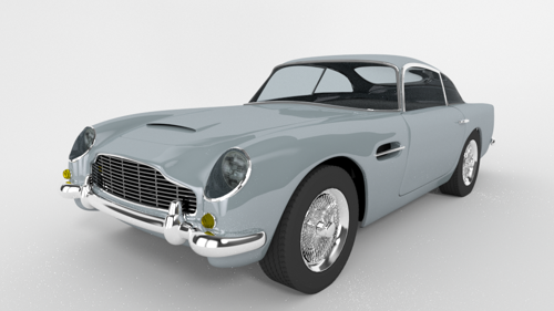 Aston Martin DB5 preview image