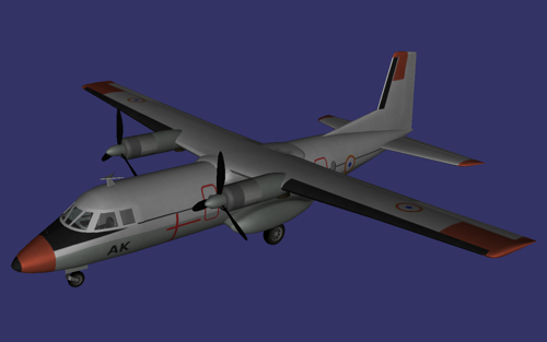 Nord-Aviation N262 Fregate preview image