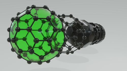 Assorted Fullerenes preview image