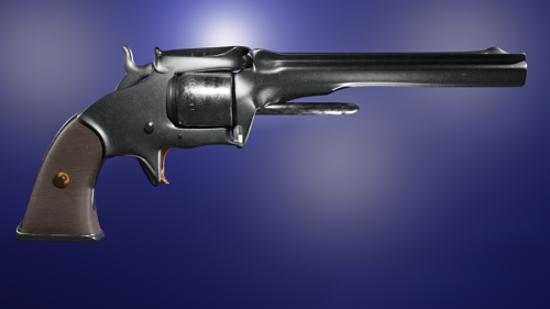 Smith & Wesson Model No. 2 Army .32 Cal. Revolver preview image