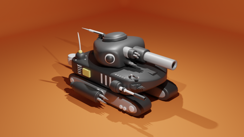 Mini Tank preview image