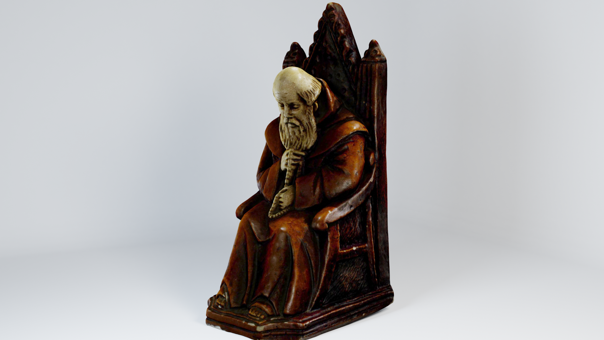 Book stand monk 1 preview image 1