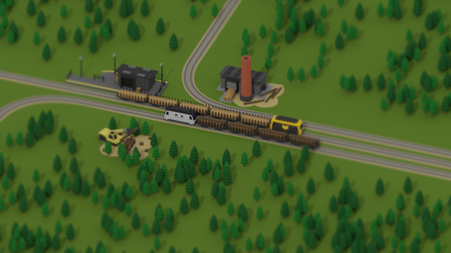 Train Assets preview image