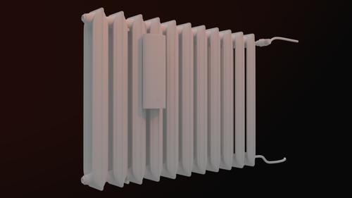 Old-style radiator preview image
