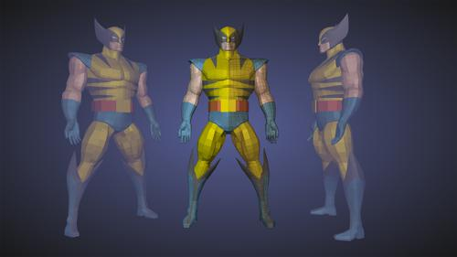 Wolverine preview image