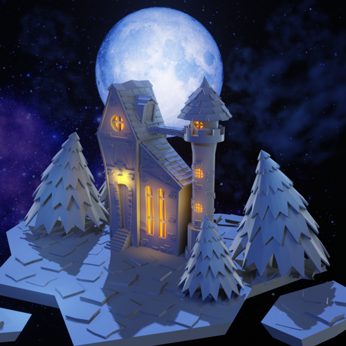 moon castle preview image