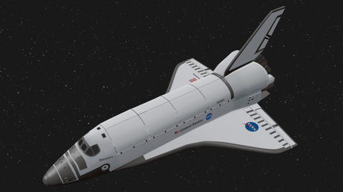 The Space Shuttle preview image