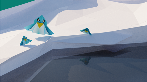 Origami Penguins preview image