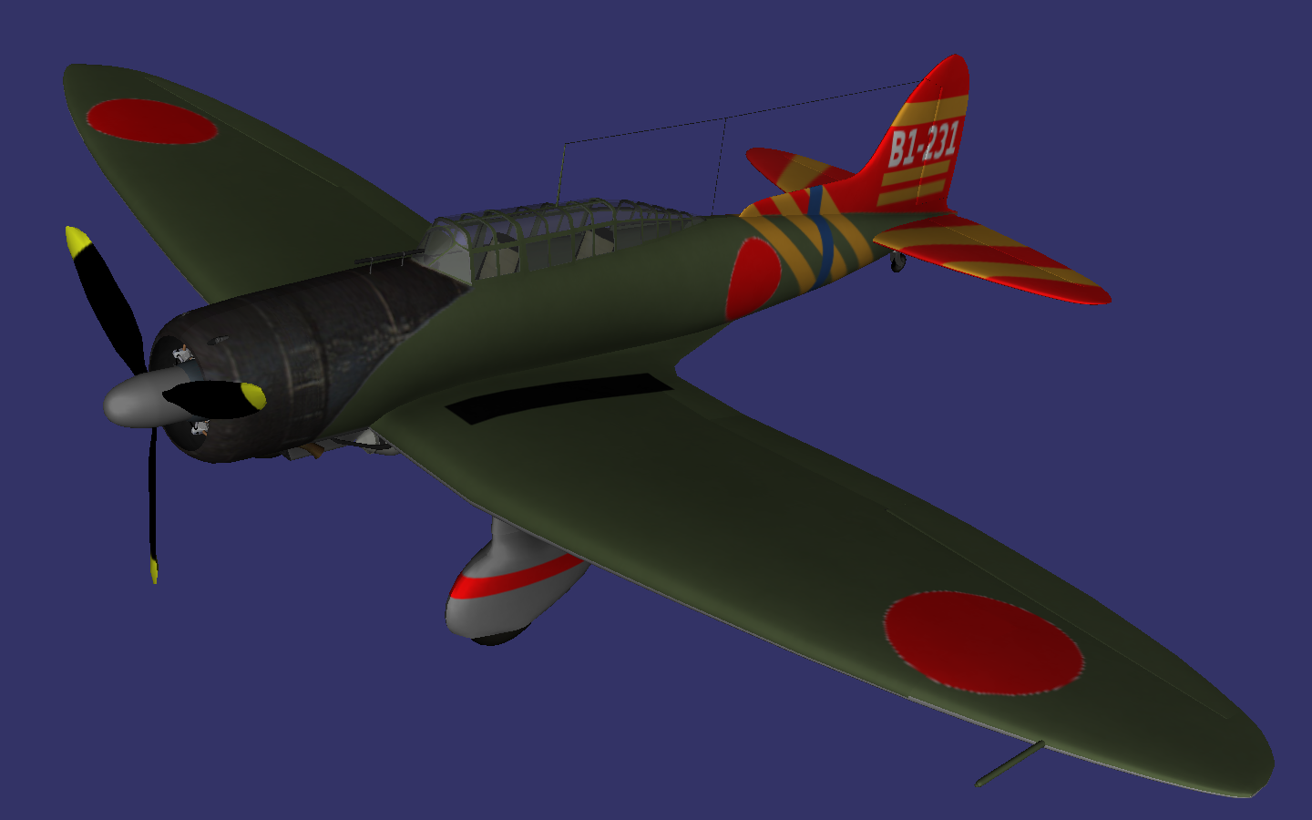 "Aichi D3A ""Val"" preview image 1"