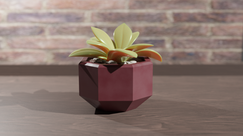 Delicate Succulent preview image