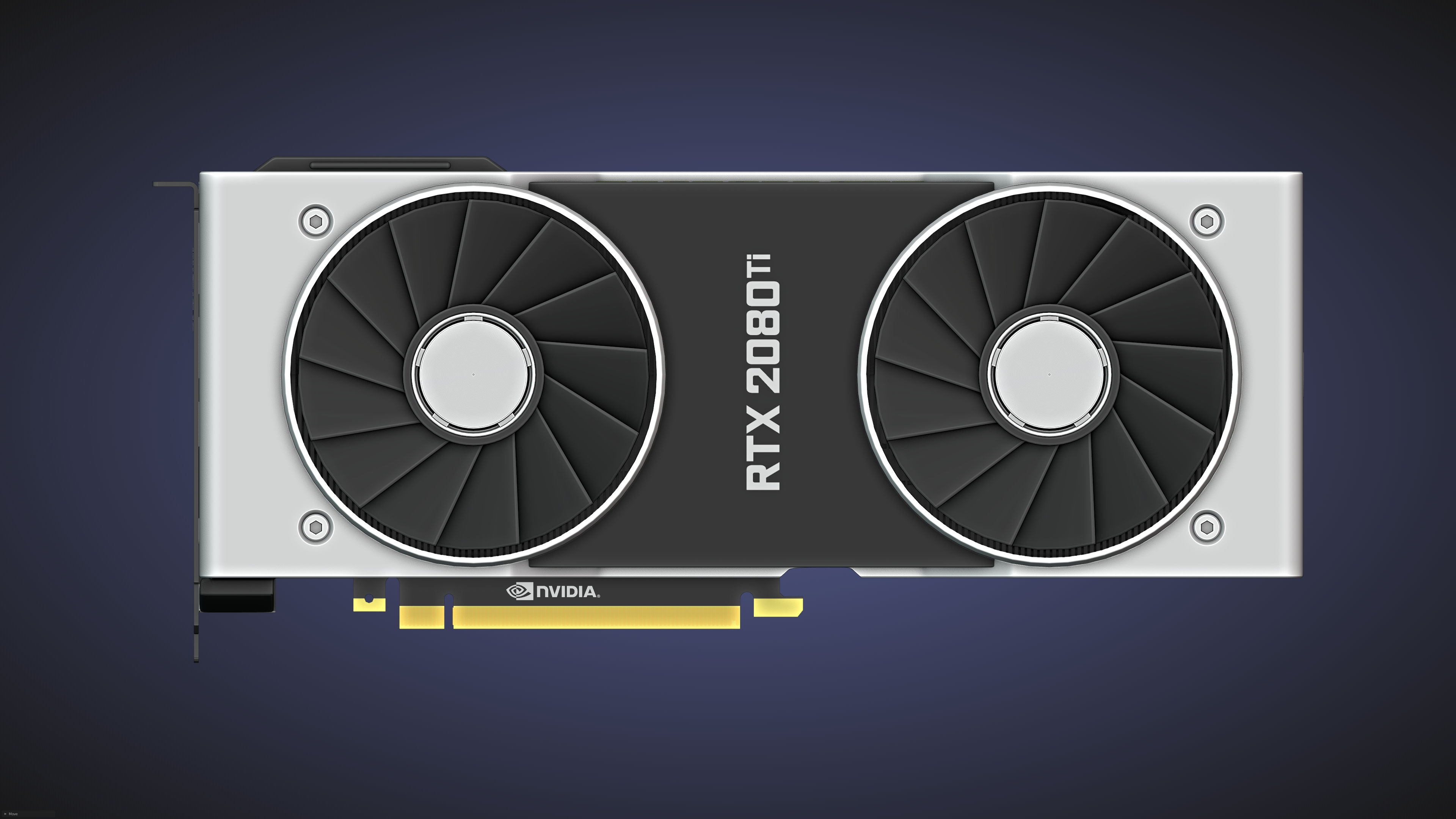 NVIDIA Geforce RTX 2080TI preview image 1