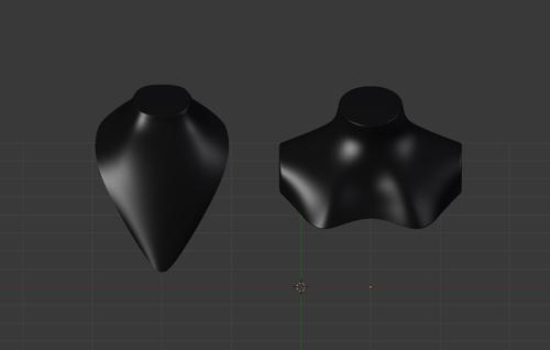 busts for jewelry preview image