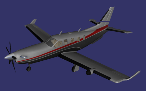 Daher TBM 930 preview image