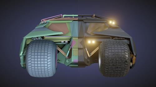 Batmobile Tumbler preview image