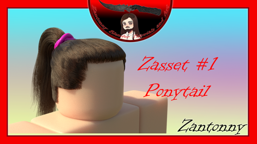 Zasset - Ponytail preview image