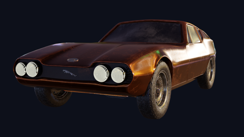 Jaguar Pirana 1967 preview image