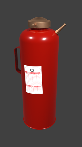 1970's Fire extinguisher preview image