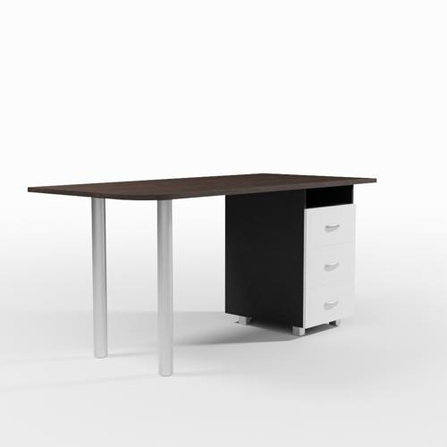 Office Desk With Drawers preview image
