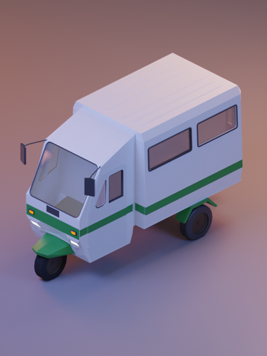 Tempo | Three Wheeler preview image