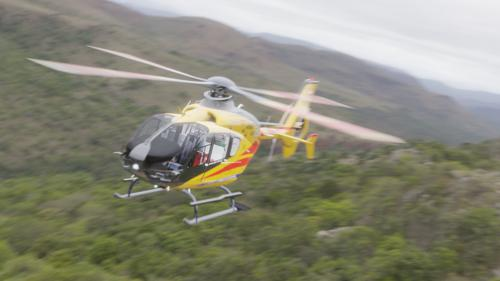 Rescue Helicopter preview image