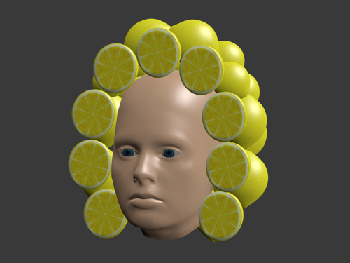 Lemon Hair preview image