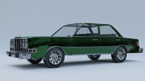 1985 Dodge Diplomat preview image