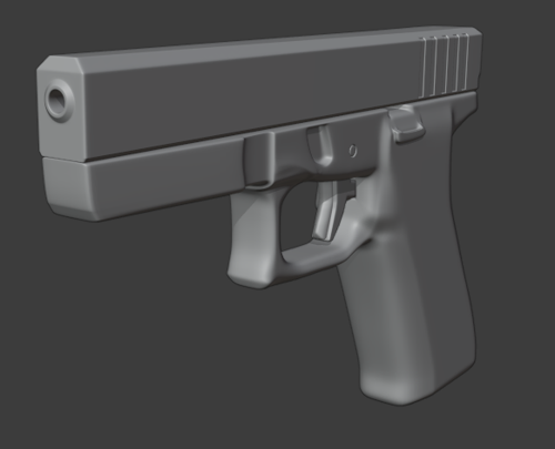 Glock-17 (SubD) preview image